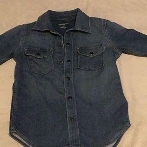 Little boys shirt